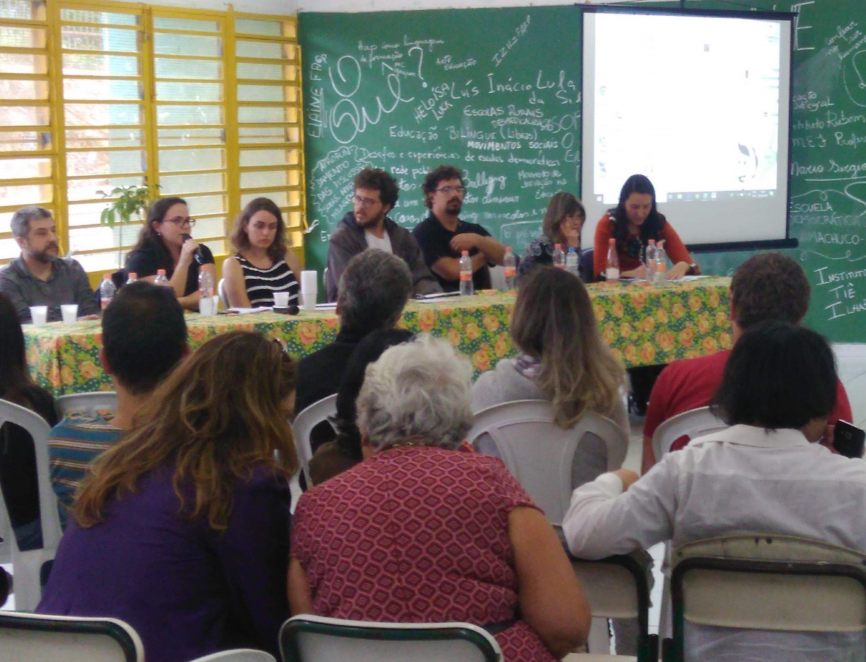 Raquel Coelho apresenta Movimento de Inovação na Educação na Conama Paulista