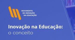 Inovação na Educação: o conceito