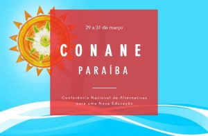Conane Paraíba - cartaz do evento, que acontece de 29 a 31 de março