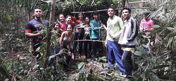 Amazônia ciências