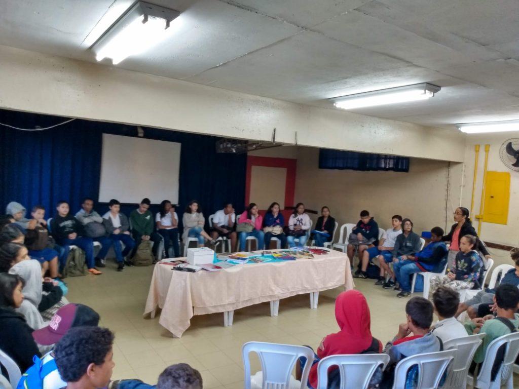 escola união comunitária