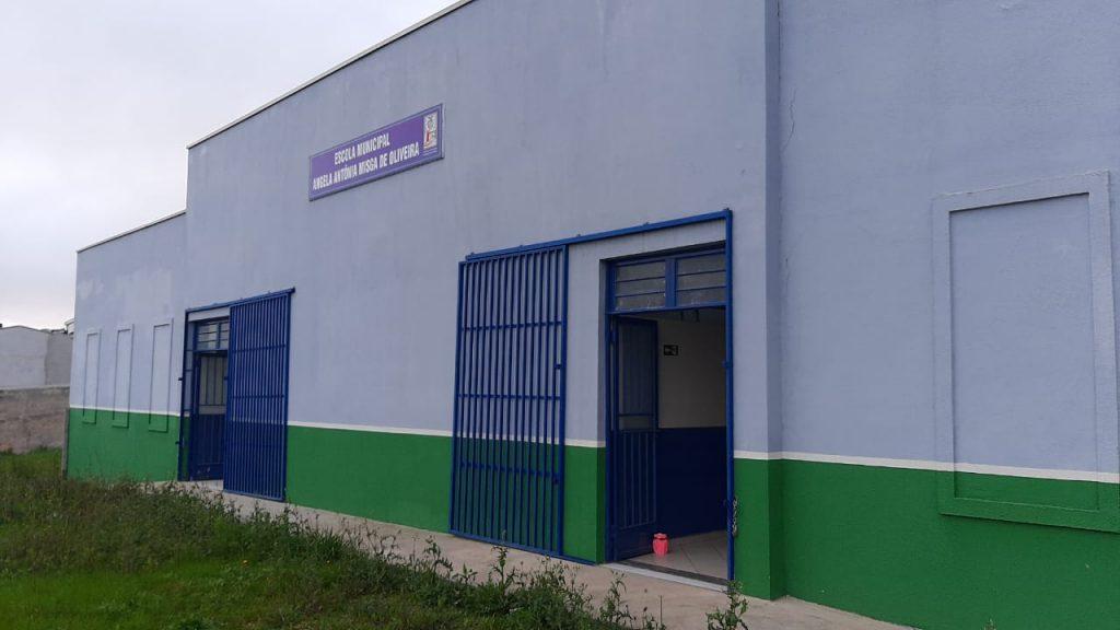 Escola Municipal Professora Angela Antonia Misga de Oliveira