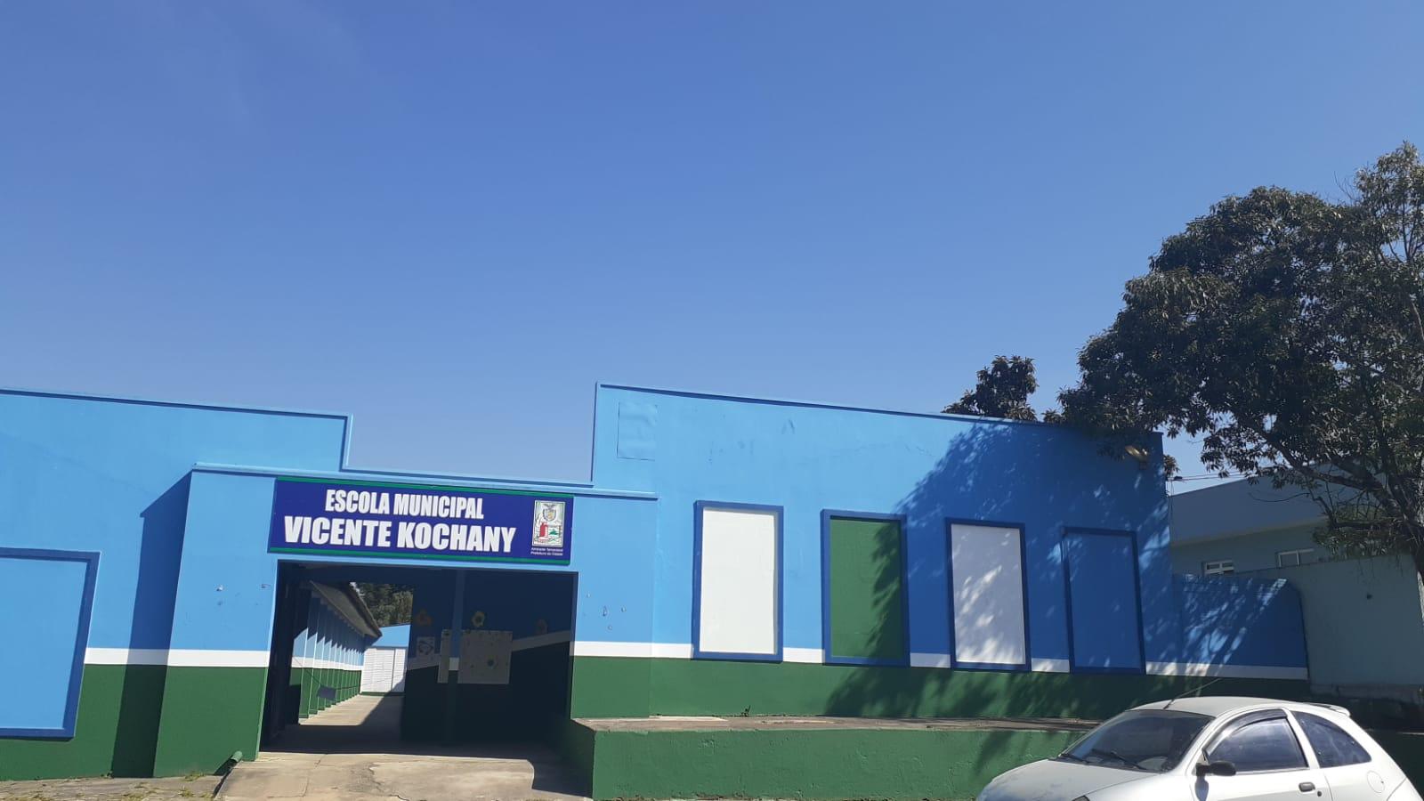 Escola Municipal Vereador Vicente Kochany